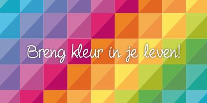 Regenboog / logo